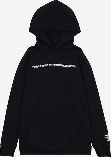 Petrol Industries Sweatshirt in navy / weiß, Produktansicht