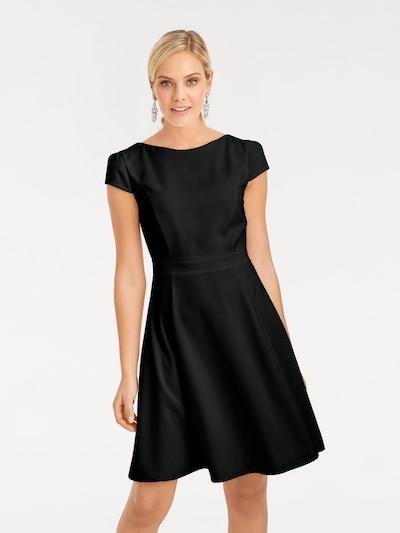 heine Cocktailkleid in schwarz, Modelansicht