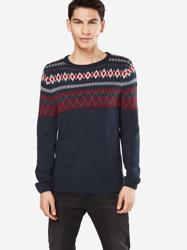 Review Pullover 'CN NORWEGER MULT'