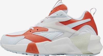 Reebok Classics Sneaker in orange / weiß, Produktansicht