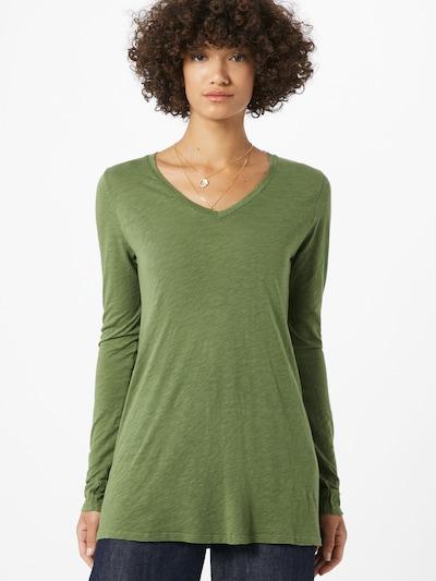 AMERICAN VINTAGE T-shirt 'LORKFORD' en vert: Vue de face