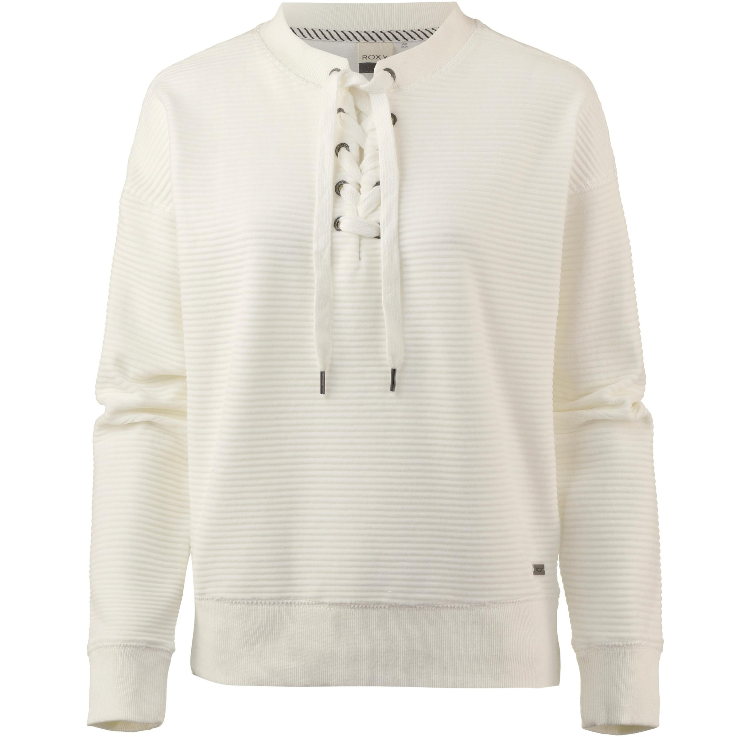 In In In Sweatshirt Sweatshirt Sweatshirt Perlweiß Perlweiß Roxy Roxy Perlweiß Roxy txsQBhrdC