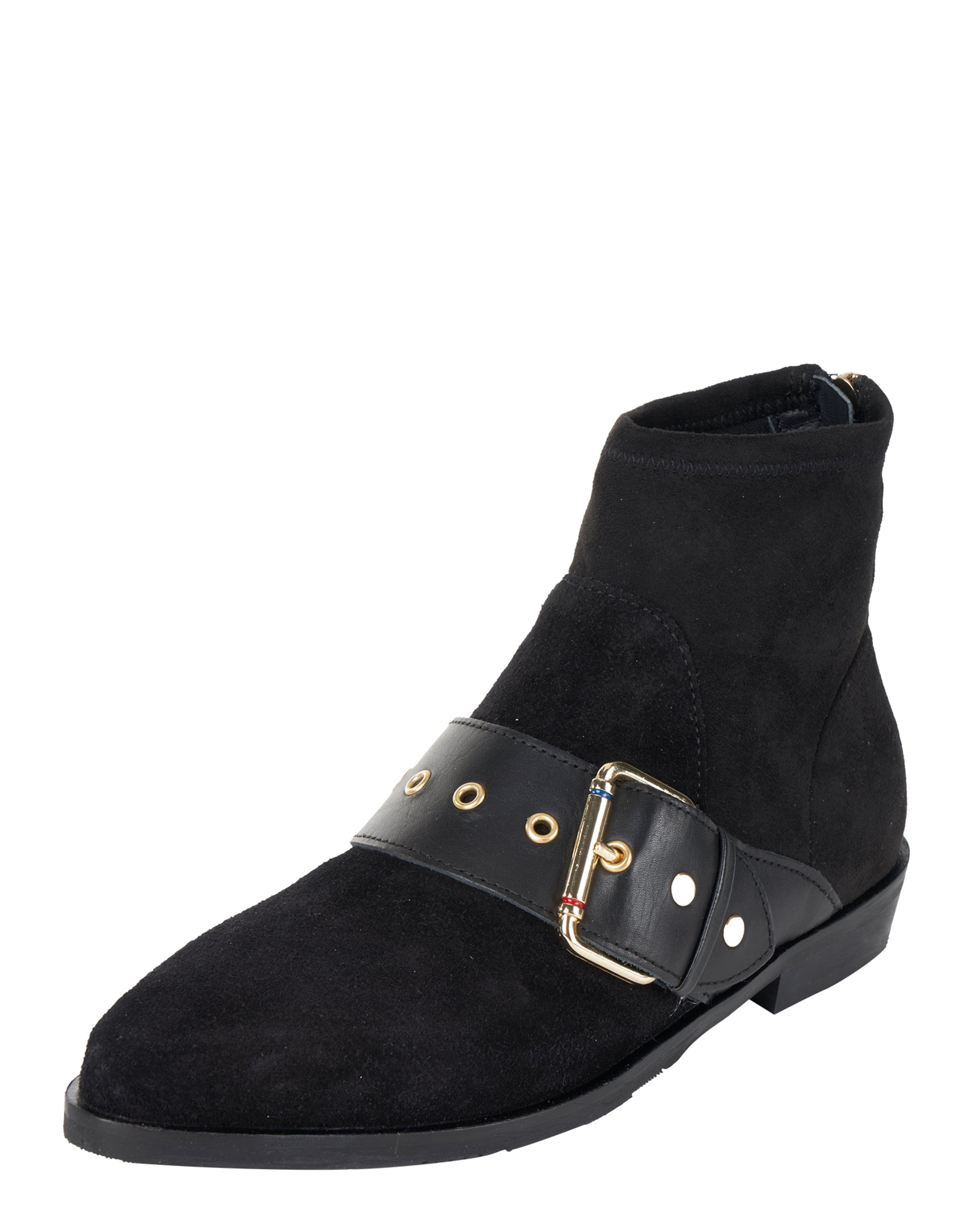TOMMY HILFIGER | Stiefeletten 'Gigi Hadid' Schuhe Gut getragene Schuhe