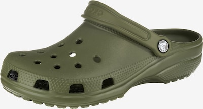 Crocs Clogs in oliv, Produktansicht