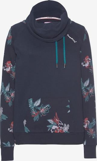 KangaROOS Sweater in marine / mischfarben, Produktansicht
