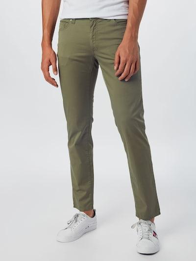BRAX Hose 'Cadiz U' in grün, Modelansicht