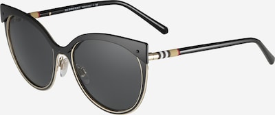 arany / fekete BURBERRY Napszemüveg, Termék nézet