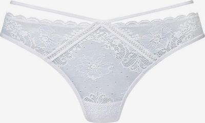 NUANCE String in weiß, Produktansicht