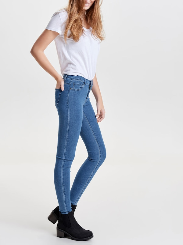 ONLY Skinny Fit Jeans Rain reg