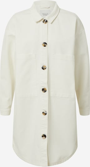 JACQUELINE de YONG Bluse 'SLAM WORKER' in offwhite, Produktansicht