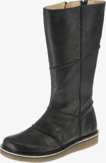 Grünbein Stiefel in schwarz, Produktansicht