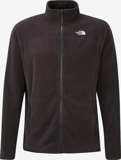 THE NORTH FACE Fleecejacke 'Glacier' in schwarz, Produktansicht