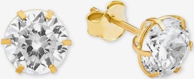 AMOR Ohrringe in gold / silber, Produktansicht