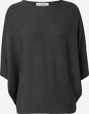 JDY Pullover 'New Behave' in Grau