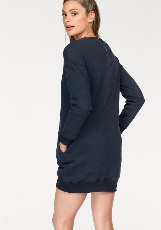 Superdry Sweatkleid IONA EMBOSSED SWEAT DRESS