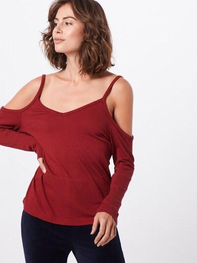 ABOUT YOU Majica 'Sheila' | rjasto rdeča barva: Frontalni pogled
