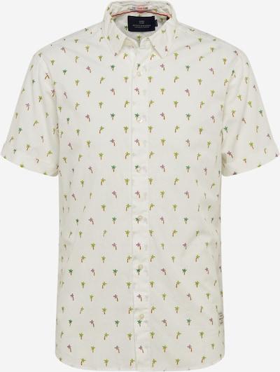 SCOTCH & SODA Hemd in naturweiß, Produktansicht