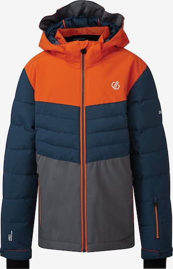 DARE 2B Winterjacke in nachtblau / grau / orange, Produktansicht