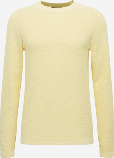 JACK & JONES Pullover 'SHOOTER' in gelb, Produktansicht