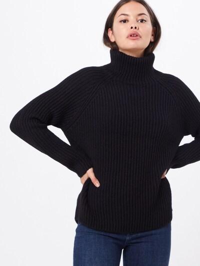 DRYKORN Pullover 'ARWEN' in schwarz: Frontalansicht