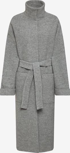 EDITED Mantel 'Yona' in grau / graumeliert, Produktansicht