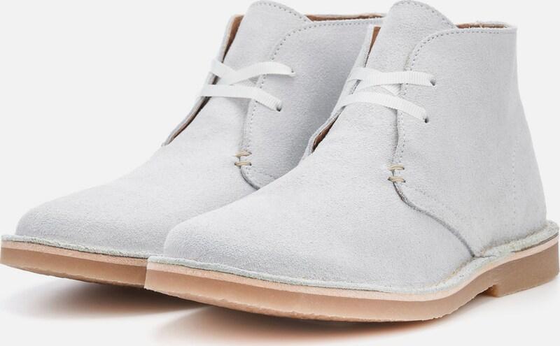 Bianco Stiefel Wildleder