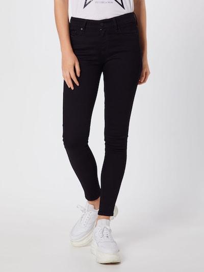 DIESEL Jeans 'Slandy 069EF' in schwarz, Modelansicht