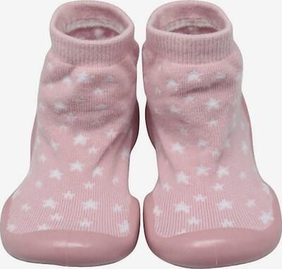Rose et Chocolat Haussocken 'Pink Stars' in rosa, Produktansicht