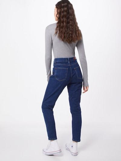 Džinsai 'LAVINA' iš LTB , spalva - tamsiai (džinso) mėlyna: Vaizdas iš galinės pusės