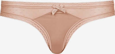 HUBER Slip 'Body Couture'' in nude, Produktansicht