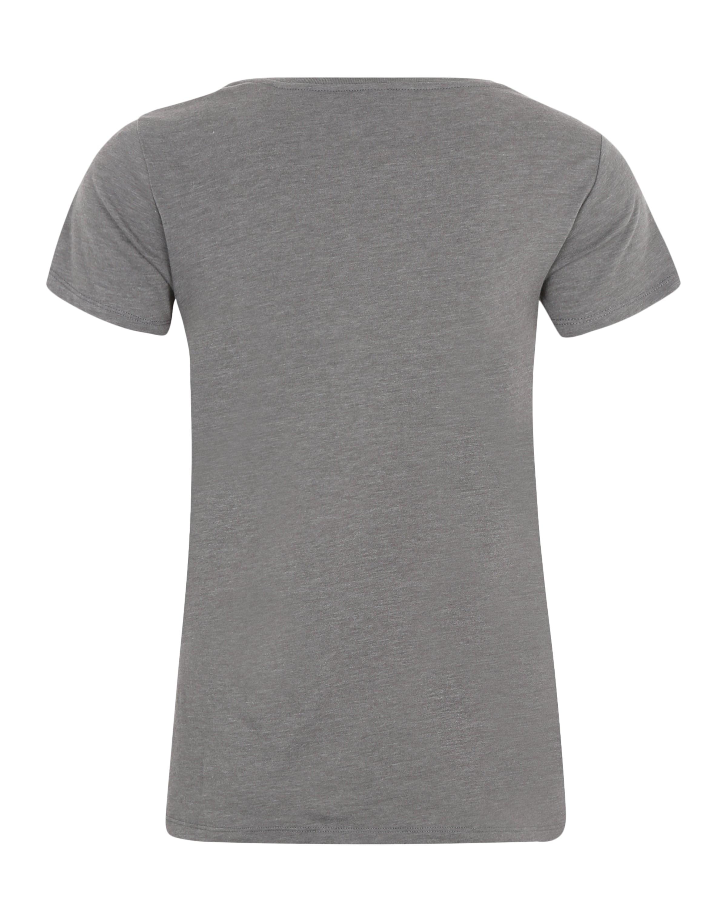 GraumeliertWeiß Iriedaily 'blowball' T In shirt m8Nnv0w