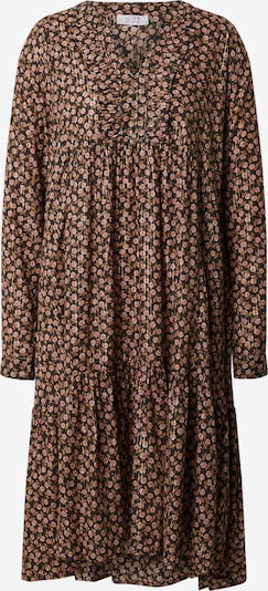 Love & Divine Robe 'love380-5' en marron / rose: Vue de face