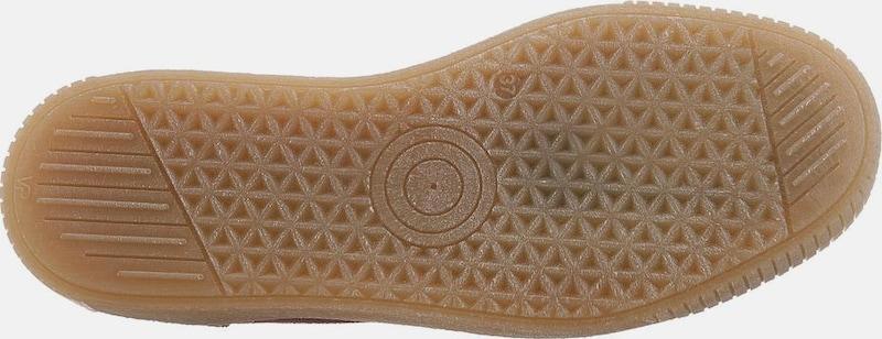 TAMARIS Sneaker aus Veloursleder