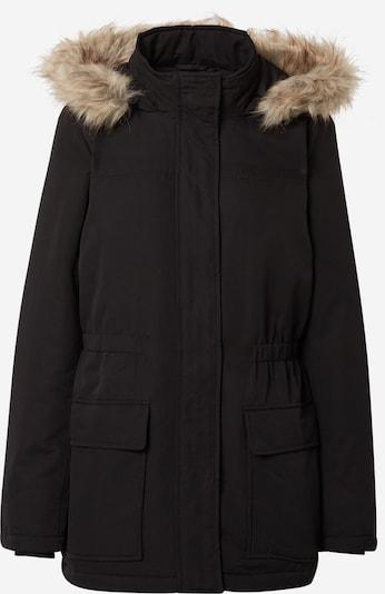 JACQUELINE de YONG Zimska jakna | črna barva, Prikaz izdelka