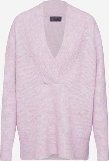 SELECTED FEMME Pullover in rosa, Produktansicht