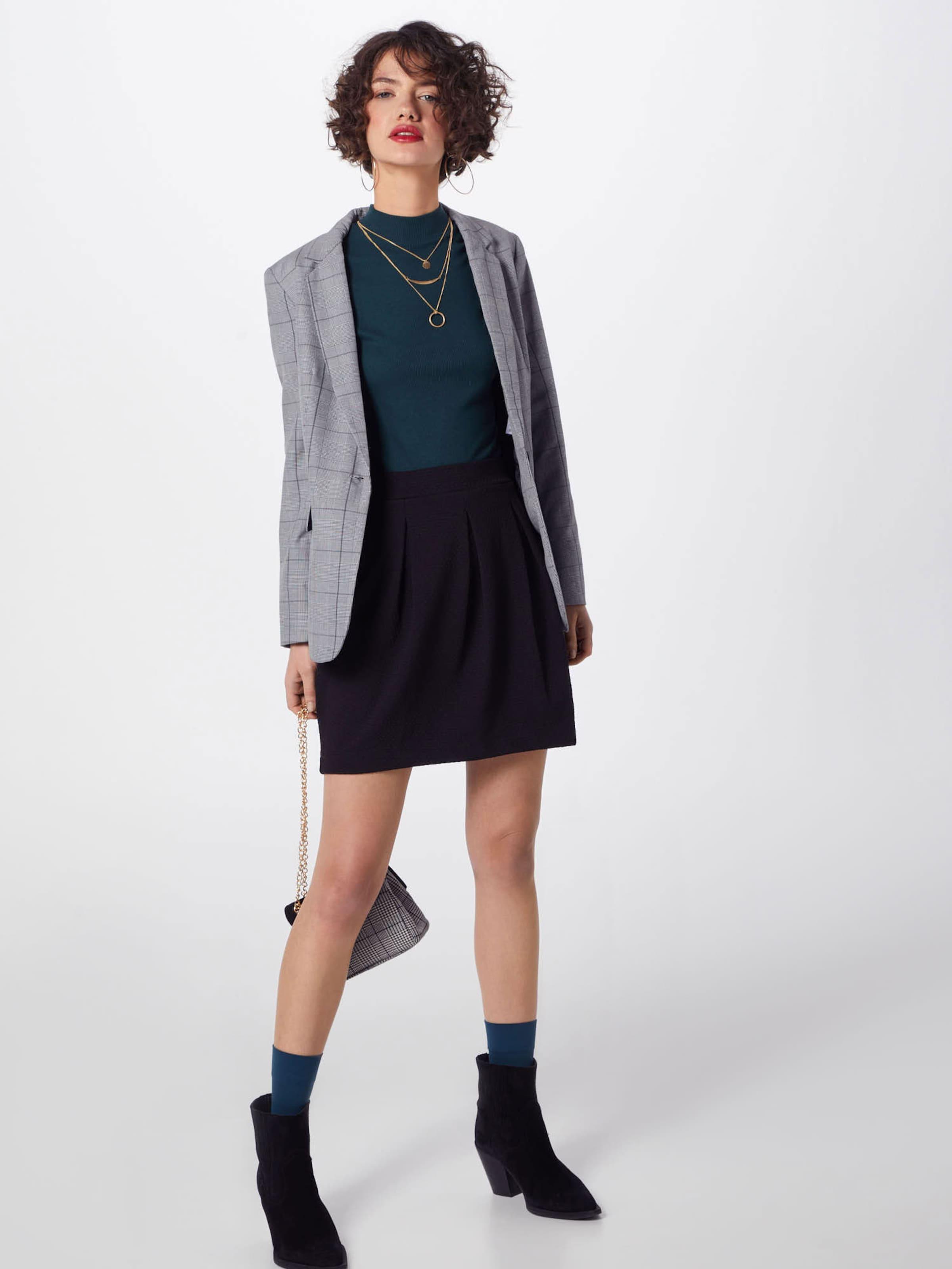 Skirt 'eos In Schwarz Knitted' Rock Esprit Skirts zGqVSMUp