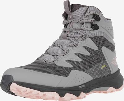 THE NORTH FACE Boots 'Utra Fastpack III Mid GTX' en gris basalte / gris clair, Vue avec produit