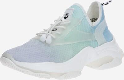 STEVE MADDEN Sneaker 'MATCH' in blau / mischfarben / weiß, Produktansicht