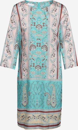 CINQUE Blusenkleid 'Ciesta' in blau / rosa, Produktansicht