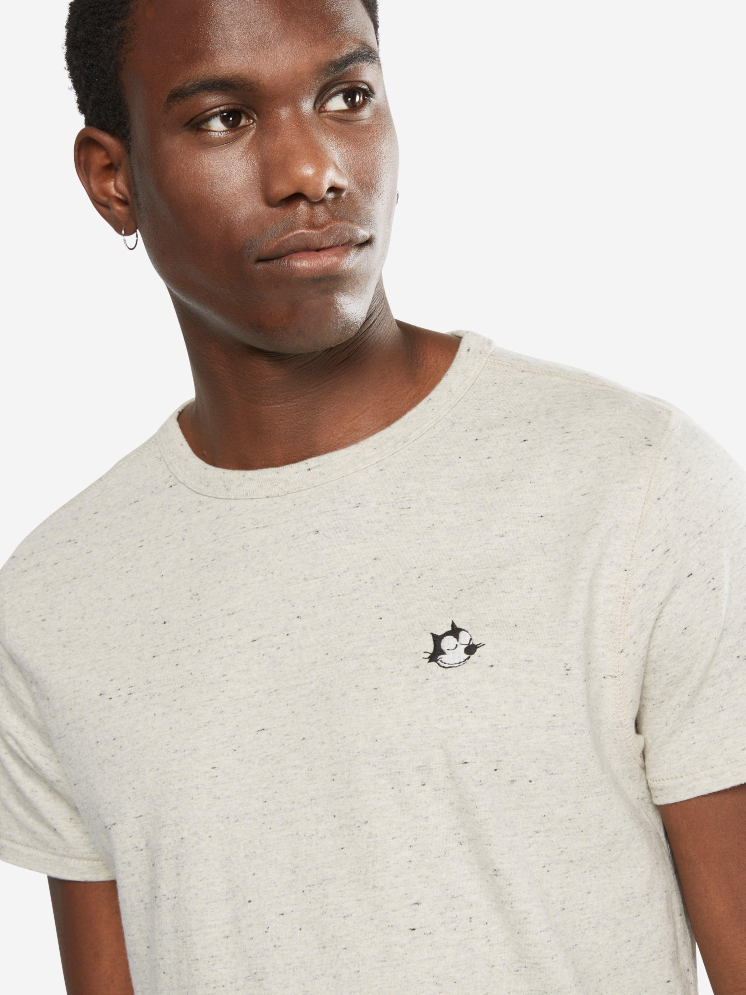 SCOTCH & SODA Shirt 'Felix Ams Blauw colab tee with chest sign off' Spielraum Top-Qualität Manchester Zum Verkauf Verkaufspreise Neueste Verkauf Extrem PSUB1lFSSN