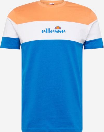 Marškinėliai 'Ministry' iš ELLESSE , spalva - mėlyna / oranžinė / balta, Prekių apžvalga