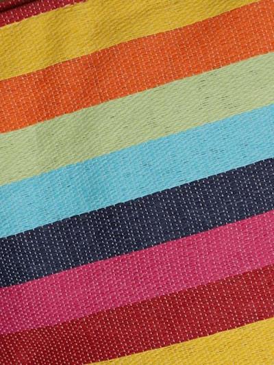 vegyes színek ABOUT YOU Strandtáskák 'Patricia': Felülnézet