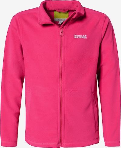 REGATTA Fleecejacke in pink, Produktansicht