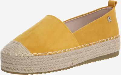 Espadrilės iš Refresh , spalva - geltona, Prekių apžvalga