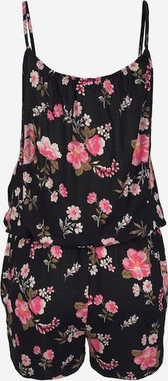 LASCANA Kombinezon w kolorze różowy pudrowy / czarnym ZfAmKzSm