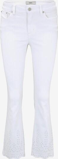 heine heine CASUAL Hose Aleria mit Lochstickerei in weiß, Produktansicht