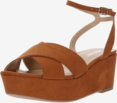 ABOUT YOU Sandal 'Heidi' in Auburn, Item view