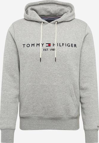TOMMY HILFIGER Sweatshirt in Grau