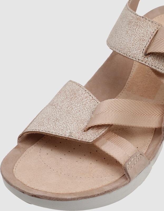 CLARKS Sandalen und 'Tri clover' aus Leder und Sandalen Textil 39fb6d