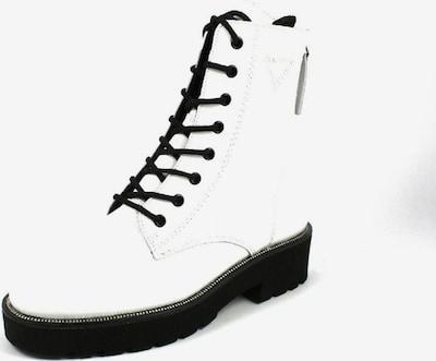 Paul Green Veterlaarsjes in de kleur Wit: Vooraanzicht